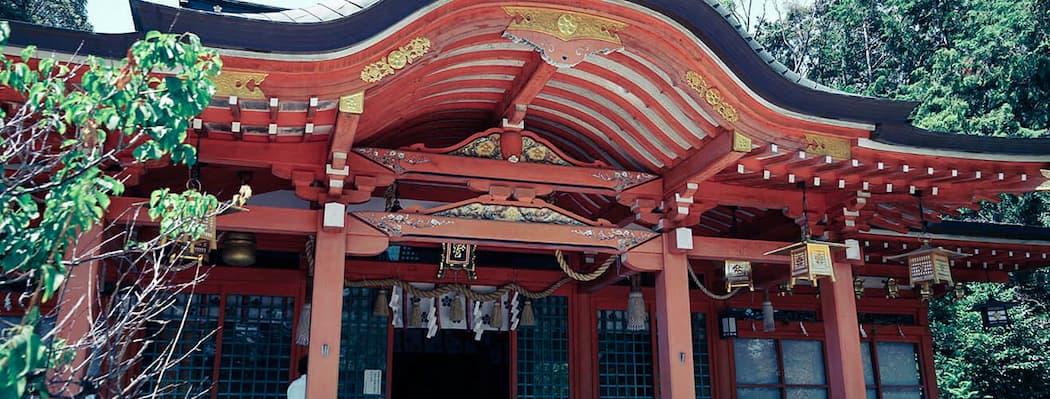 Nagaoka Tenmangu Shrine