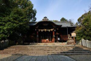 Mukojinja Shrine
