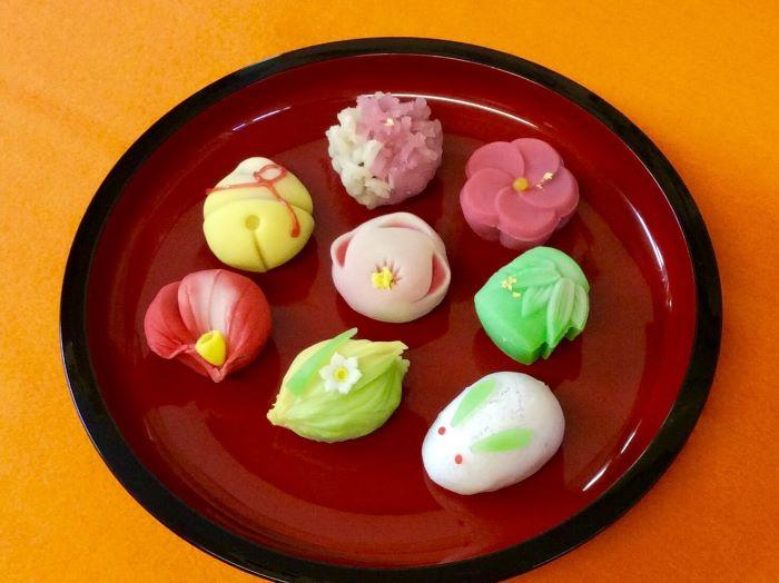 光明寺和菓子製作體驗