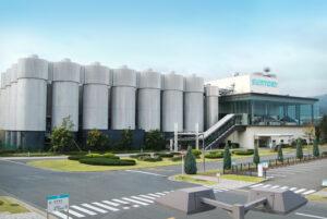 三得利京都天然水啤酒廠