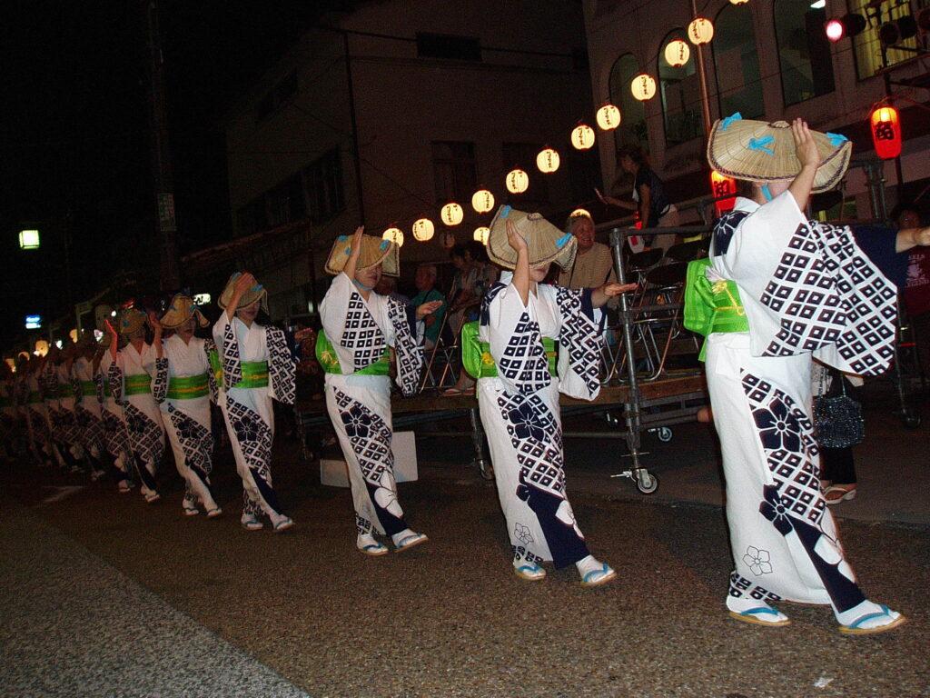 Fukuchiyama  Dokkoise Festival