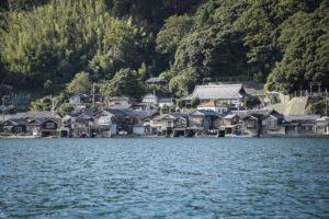 Ine Boathouses (Funaya)