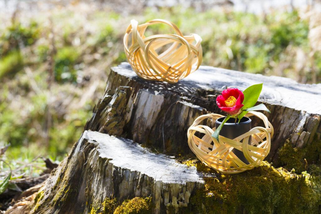 竹笼编织体验-感受京物公认工艺士的技艺魅力
