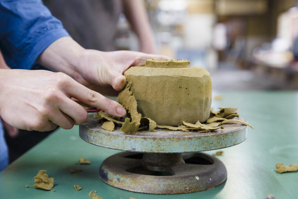 Raku-ware Pottery Experience