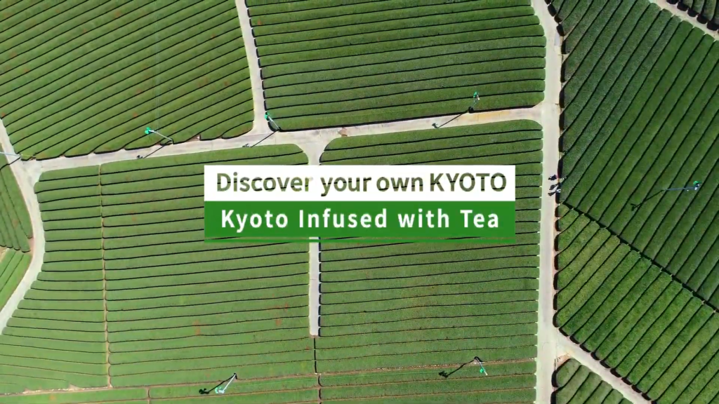 Discover your own KYOTO | Kyoto Infused with Tea