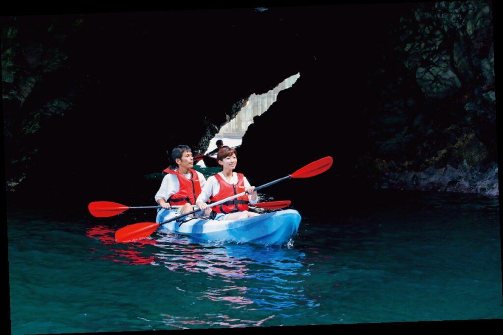 Ine Sea Kayaking Experience