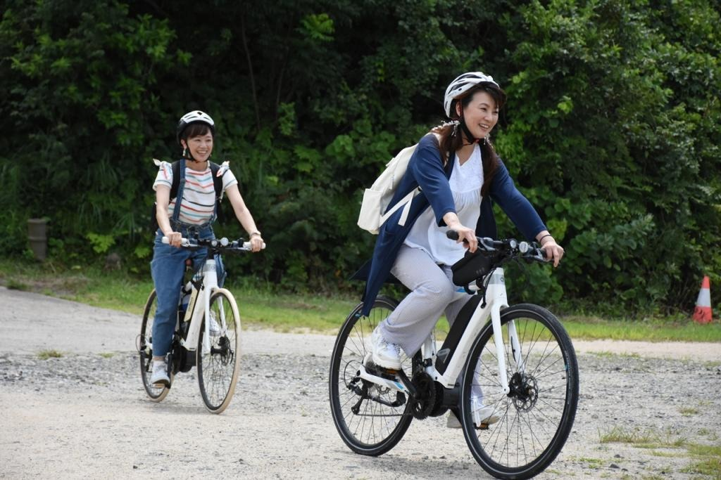 Kyoto by the Sea e-Bike: Girls' Trip [Off-the-beaten path trip]