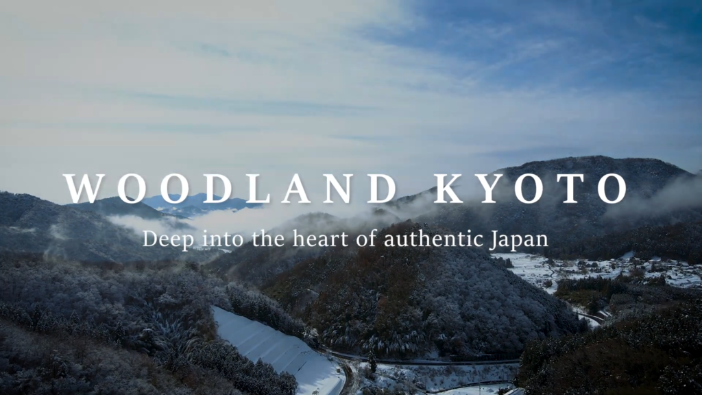 Woodland Kyoto -Deep into the heart of authentic Japan-