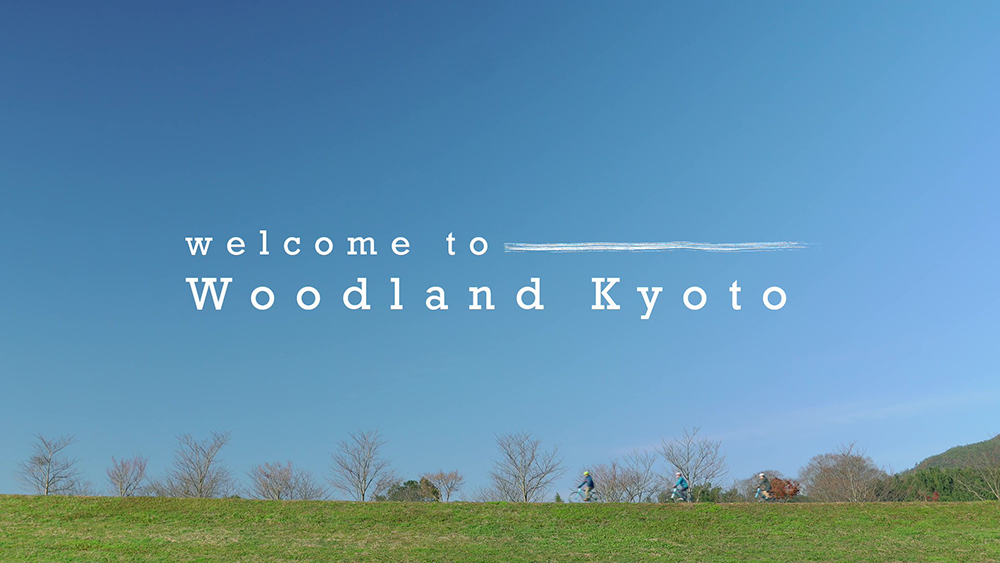 Welcome to Woodland Kyoto
